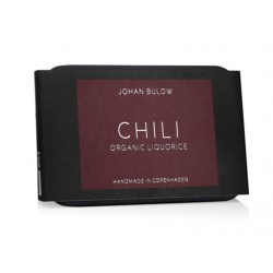 johan Bülow -  chili lakridspastiller