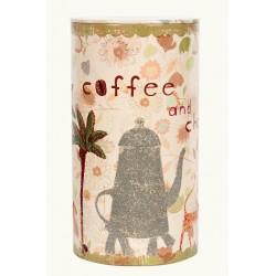 Maileg - Kaffedåse, Metal, Large