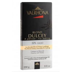 Valrhona chokolade - Dulcey, 250g.