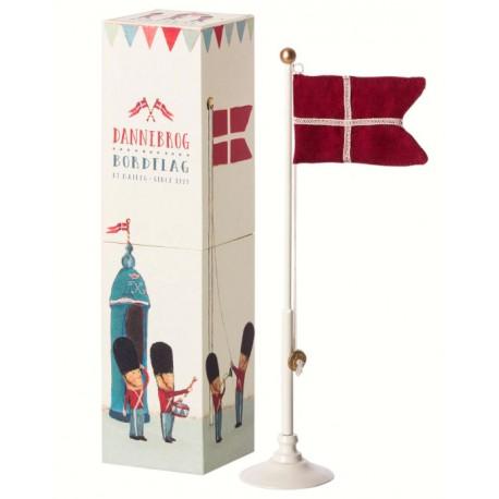 Maileg - Dansk bordflag