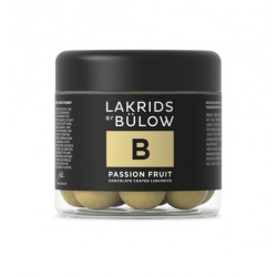 B - Passion Choc Coated Liquorice