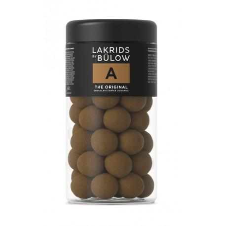 BIG A – Chocolate Coated Liquorice