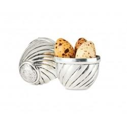 Summerbird - Påskeæg - Silver Egg Miniature