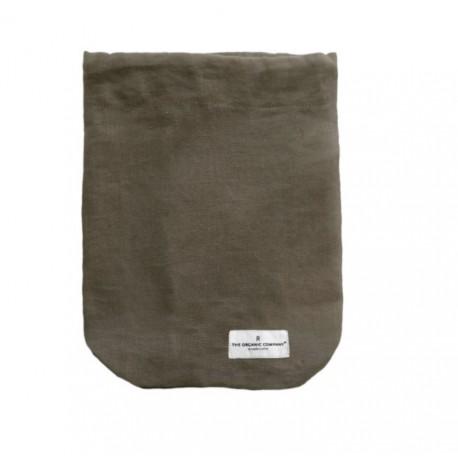 Stofpose, mellem - clay