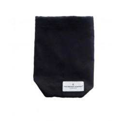 Stofpose, mellem - sort