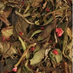 Te - Hvid, Hindbær og Vanilje