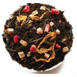 Te - Sort/Grøn, Midsommernat
