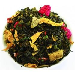 Te - Grøn, Afrikas Hjerte