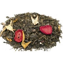 Te - Grøn, Drage te Jordbær Rabarber