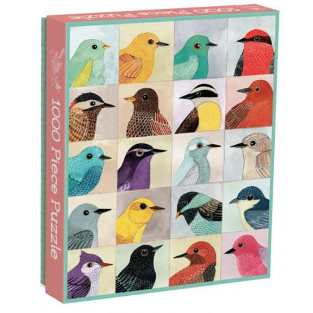 Puslespil - Avian Friends