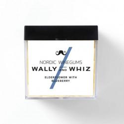 Wally and Whiz - Hyldeblomst med Blåbær