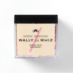 Wally and Whiz - Mango med Hindbær