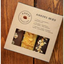 Anker Chokolade - Ankers Brød 3 stk