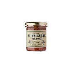 Annas gourmet Stikkelsbær Marmelade med vanilje