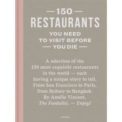 150 Restaurants you need to visit before you die, Bog