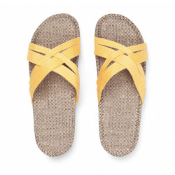 Shangies - yellow 37-38