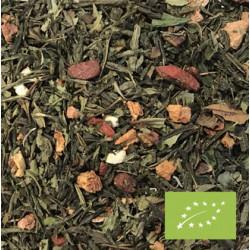 Te - Hvid-Grøn, Æble Kvæde Goji - ØKO