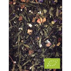 Te - Sort/Grøn, Foraarsduft - OEKOLOGISK