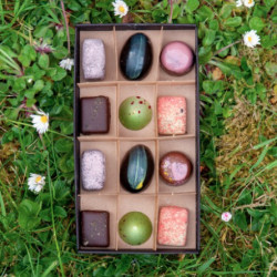 Anker Chokolade - No 3 Ankers Stykker