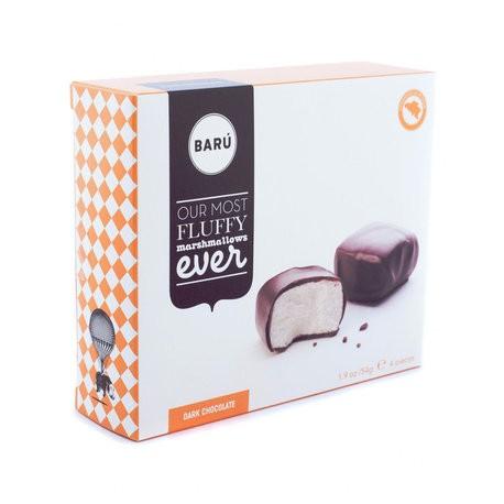 BARÚ - Dark Chocolate Marshmallows